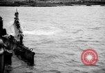 Image of captured U boat Atlantic Ocean, 1918, second 11 stock footage video 65675042419