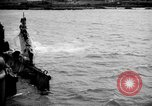 Image of captured U boat Atlantic Ocean, 1918, second 12 stock footage video 65675042419