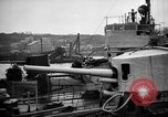 Image of captured U boat Atlantic Ocean, 1918, second 58 stock footage video 65675042419