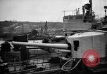 Image of captured U boat Atlantic Ocean, 1918, second 59 stock footage video 65675042419