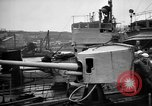 Image of captured U boat Atlantic Ocean, 1918, second 60 stock footage video 65675042419