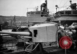 Image of captured U boat Atlantic Ocean, 1918, second 61 stock footage video 65675042419