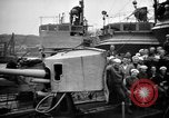 Image of captured U boat Atlantic Ocean, 1918, second 62 stock footage video 65675042419