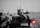 Image of U boat Atlantic Ocean, 1918, second 4 stock footage video 65675042420
