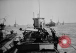 Image of U boat Atlantic Ocean, 1918, second 5 stock footage video 65675042420