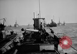 Image of U boat Atlantic Ocean, 1918, second 6 stock footage video 65675042420