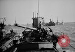 Image of U boat Atlantic Ocean, 1918, second 9 stock footage video 65675042420