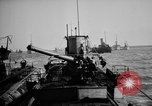 Image of U boat Atlantic Ocean, 1918, second 10 stock footage video 65675042420