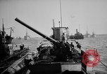 Image of U boat Atlantic Ocean, 1918, second 18 stock footage video 65675042420