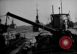 Image of U boat Atlantic Ocean, 1918, second 31 stock footage video 65675042420