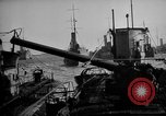 Image of U boat Atlantic Ocean, 1918, second 38 stock footage video 65675042420