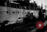 Image of U boat Atlantic Ocean, 1918, second 48 stock footage video 65675042420