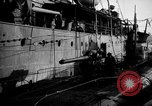 Image of U boat Atlantic Ocean, 1918, second 49 stock footage video 65675042420