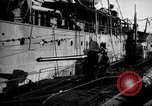Image of U boat Atlantic Ocean, 1918, second 55 stock footage video 65675042420