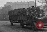 Image of Allied soldiers France, 1918, second 2 stock footage video 65675042422