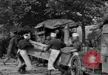 Image of Allied soldiers France, 1918, second 44 stock footage video 65675042422