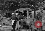 Image of Allied soldiers France, 1918, second 45 stock footage video 65675042422