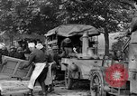 Image of Allied soldiers France, 1918, second 46 stock footage video 65675042422