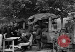 Image of Allied soldiers France, 1918, second 51 stock footage video 65675042422