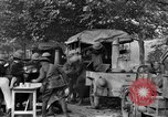 Image of Allied soldiers France, 1918, second 55 stock footage video 65675042422