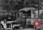 Image of Allied soldiers France, 1918, second 58 stock footage video 65675042422