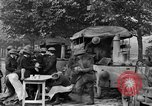 Image of Allied soldiers France, 1918, second 59 stock footage video 65675042422