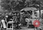 Image of Allied soldiers France, 1918, second 60 stock footage video 65675042422