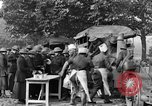 Image of Allied soldiers France, 1918, second 62 stock footage video 65675042422