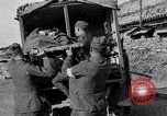 Image of 101st Ambulance Company field hospital World War 1 France, 1918, second 44 stock footage video 65675042428