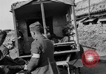Image of 101st Ambulance Company field hospital World War 1 France, 1918, second 48 stock footage video 65675042428