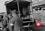 Image of 101st Ambulance Company field hospital World War 1 France, 1918, second 49 stock footage video 65675042428