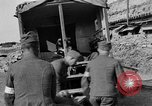 Image of 101st Ambulance Company field hospital World War 1 France, 1918, second 50 stock footage video 65675042428