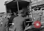 Image of 101st Ambulance Company field hospital World War 1 France, 1918, second 51 stock footage video 65675042428