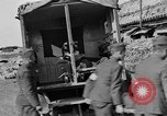 Image of 101st Ambulance Company field hospital World War 1 France, 1918, second 52 stock footage video 65675042428