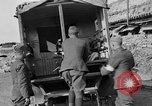 Image of 101st Ambulance Company field hospital World War 1 France, 1918, second 56 stock footage video 65675042428