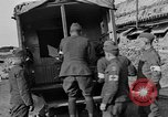 Image of 101st Ambulance Company field hospital World War 1 France, 1918, second 58 stock footage video 65675042428