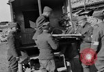 Image of 101st Ambulance Company field hospital World War 1 France, 1918, second 61 stock footage video 65675042428