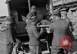 Image of 101st Ambulance Company field hospital World War 1 France, 1918, second 62 stock footage video 65675042428