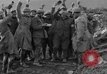 Image of Allied soldiers France, 1918, second 33 stock footage video 65675042430