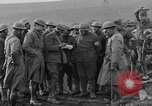 Image of Allied soldiers France, 1918, second 41 stock footage video 65675042430