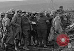 Image of Allied soldiers France, 1918, second 42 stock footage video 65675042430