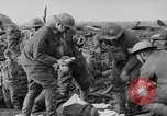 Image of Allied soldiers France, 1918, second 50 stock footage video 65675042430