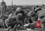 Image of Allied soldiers France, 1918, second 56 stock footage video 65675042430