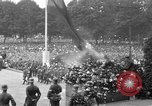 Image of Memorial ceremony for fallen soldiers  Berlin Germany, 1924, second 24 stock footage video 65675042441