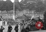 Image of Memorial ceremony for fallen soldiers  Berlin Germany, 1924, second 25 stock footage video 65675042441