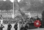 Image of Memorial ceremony for fallen soldiers  Berlin Germany, 1924, second 26 stock footage video 65675042441