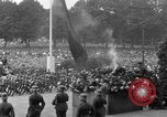 Image of Memorial ceremony for fallen soldiers  Berlin Germany, 1924, second 27 stock footage video 65675042441