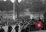 Image of Memorial ceremony for fallen soldiers  Berlin Germany, 1924, second 29 stock footage video 65675042441