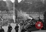 Image of Memorial ceremony for fallen soldiers  Berlin Germany, 1924, second 31 stock footage video 65675042441