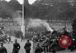 Image of Memorial ceremony for fallen soldiers  Berlin Germany, 1924, second 32 stock footage video 65675042441
